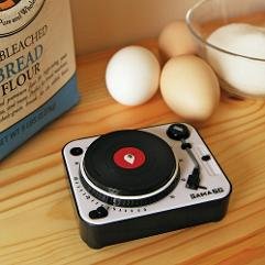 Turntable Kitchen Timer by Gama-Go