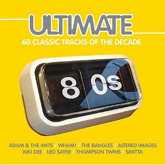 Ultimate 80s compilation album
