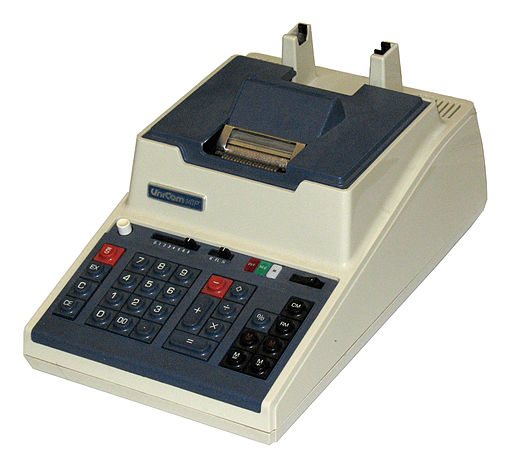 Unicom 141P Printing Calculator