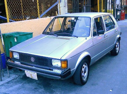 Volkswagon Caribe - 1982 Model Mexico