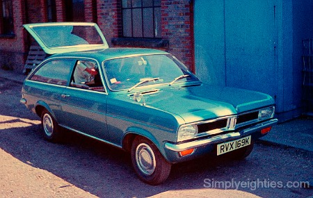 Vauxhall Viva HC Estate 1972, 1256cc engine in Chipping Ongar