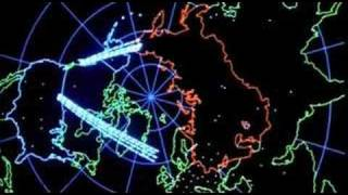 Screenshot from Wargames computer