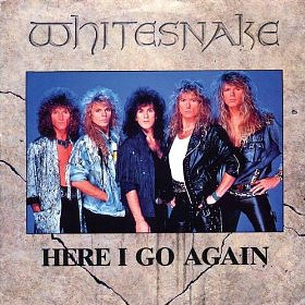 Whitesnake - Here I Go Again Vinyl