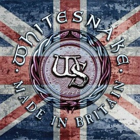 Whitesnake Made In Britain/The World Record