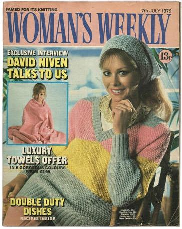 Old Woman's Weekly from 7th July 1979