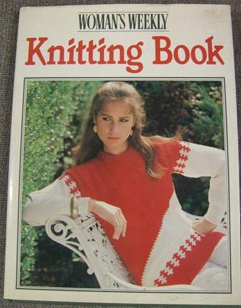 Woman's Weekly Knitting Book (1983)