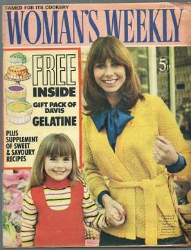 70s Magazine - Woman's Weekly - 19th May 1973