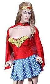 Low Cost Wonder Woman Costume