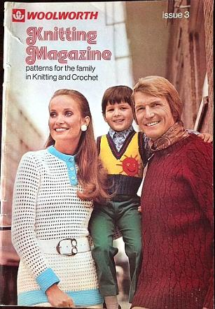 Woolworth Knitting Magazine issue 3 (1972)