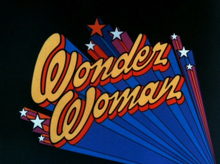 Wonder Woman Titles for TV Show