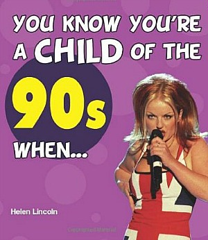 Child of the 90s book