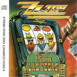 ZZ Top - Viva Las Vegas - 5 inch CD single (1992)