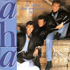 a-ha - The Blood That Move The Body vinyl