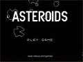 Asteroids Flash Game Online
