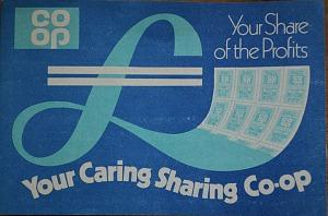 Co-op Stamps Book (late 70s)