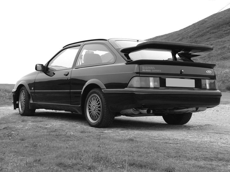 ford sierra rs cosworth eighties cars at. Black Bedroom Furniture Sets. Home Design Ideas