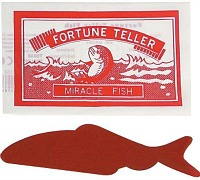 Magic Fortune Teller Fish