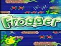 Frogger Flash 80s Game
