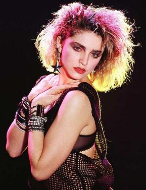 Madonna in the 1980s