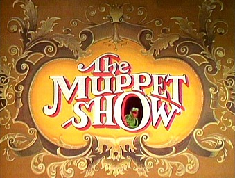 The Muppet Show opening title car ft. Kermit