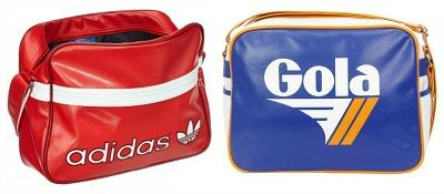80s Sports Bags - Adidas, Gola