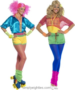 80s Fancy Dress for Women