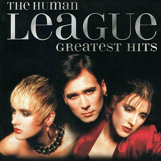 The Human League Greatest Hits album