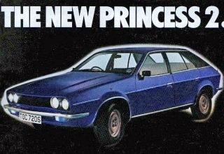 Leyland Princess 2 brochure front cover