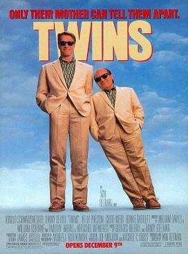 Twins  film poster
