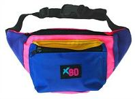 x80 Extreme 80s Neon Fanny Pack