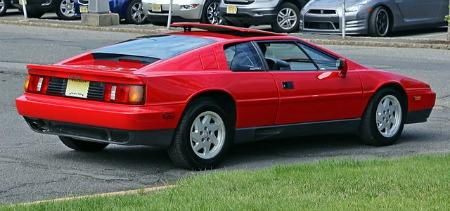 US Lotus Esprit Turbo (1989)