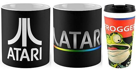 Atari Mugs