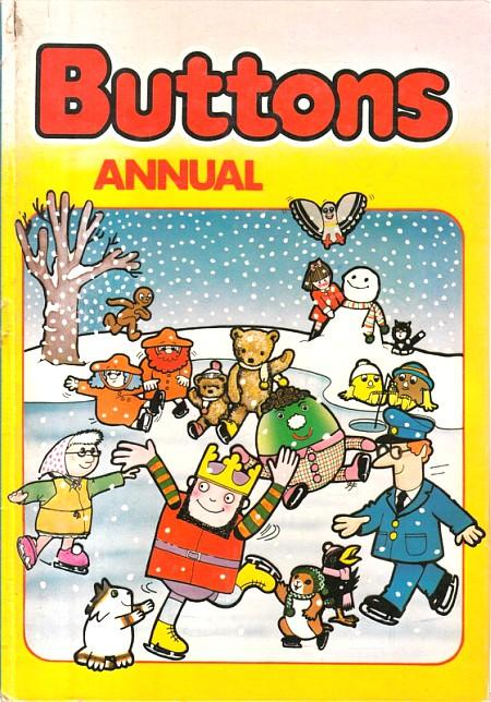 Buttons Annual 1984
