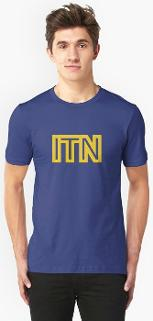 ITN Independent Television News T-shirt