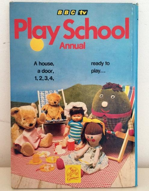 BBC TV Play School Annual (1982)