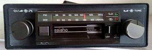 Siasho CX40 Radio Cassette Player