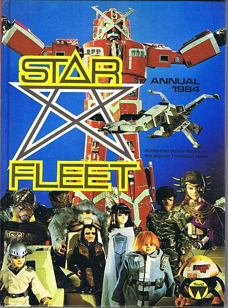 Star Fleet Annual 1984