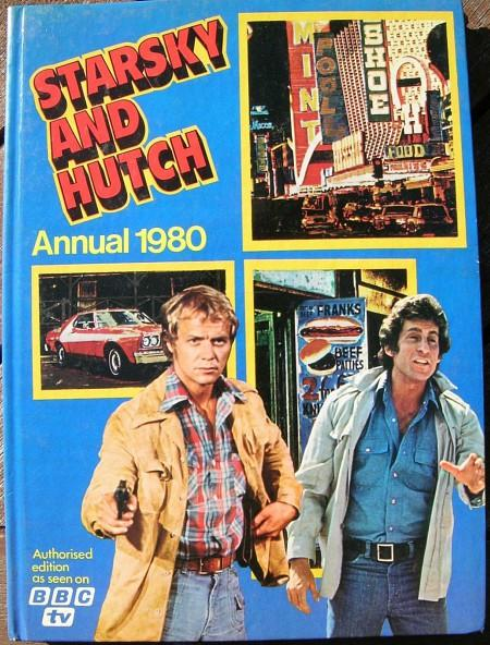 Starsky and Hutch Annual 1980