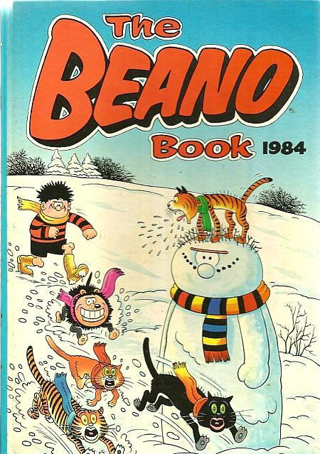 The Beano Book (Annual) 1984