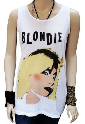 Blondie Vest Top for Women