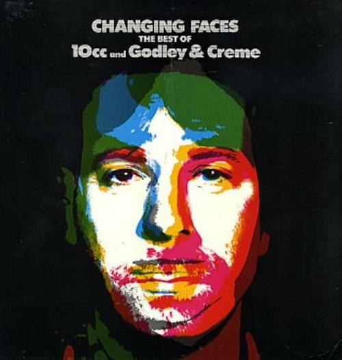 Changing Faces - The Very Best of Godley & Creme LP