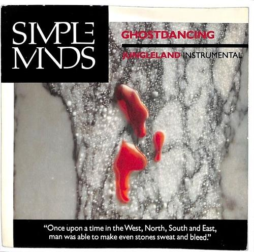 NOV 16 - SIMPLE MINDS - Ghostdancing - the band's final single from Once Upon A Time.