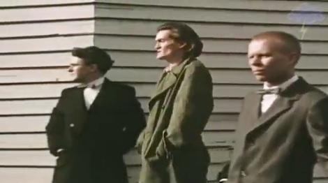 The Assembly - Eric Radcliffe, Feargal Sharkey and Vice Clarke
