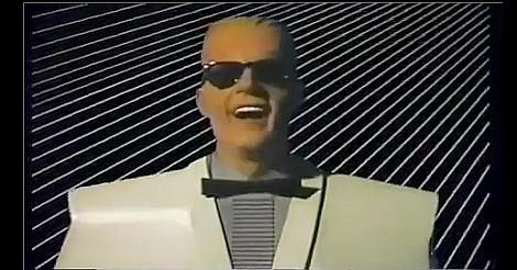 The Max Headroom Show - video screenshot