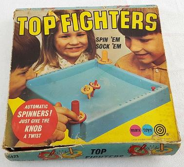Top Fighters by Marx Toys (1970s)