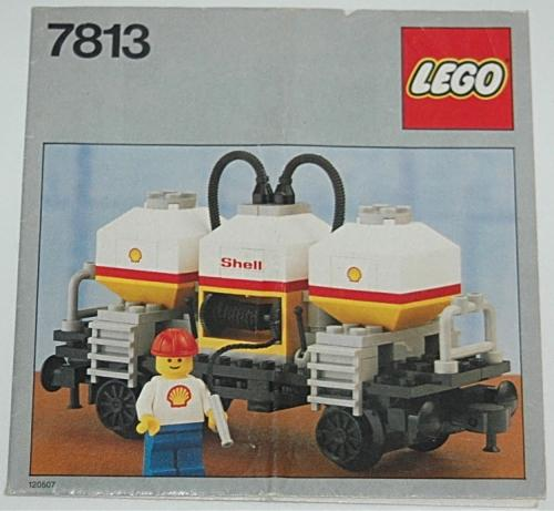 DEC 2 - LEGO TRAIN SETS in the 80s - did you play with one of these?