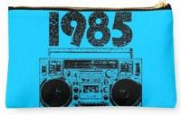 1985 Boombox Studio Pouch Bag