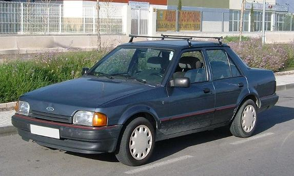 1986 Ford Orion - public domain image