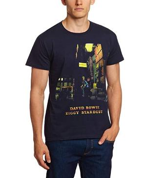 Official Ziggy Stardust T-shirt