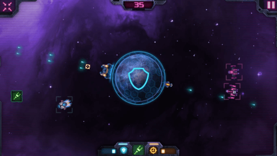 MAY 14 - THE PLANET GUARDIAN - a fast-paced, free space shooter game.